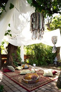 Bohemian Wedding Lounge