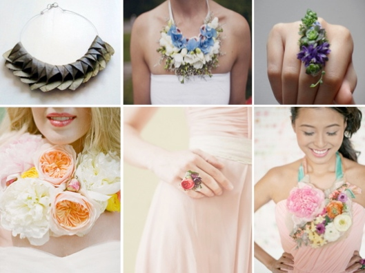 bold flower accessories
