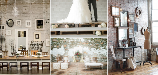 Industrial Chic Wedding