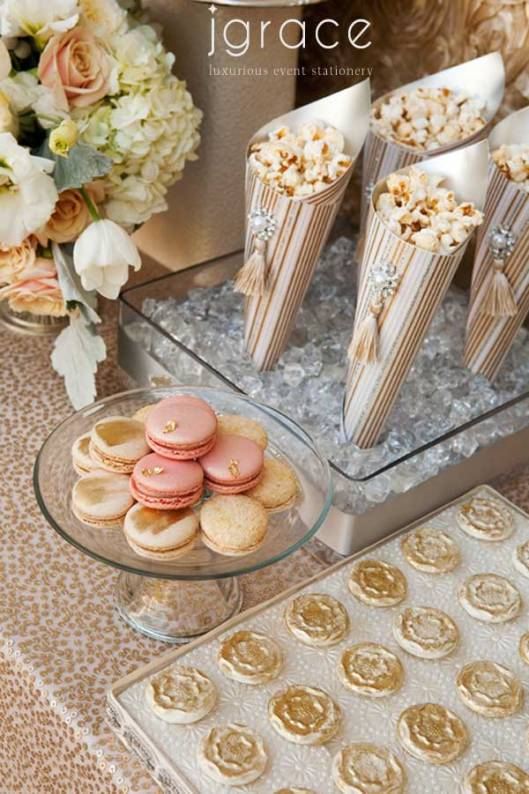 metallic candy bar