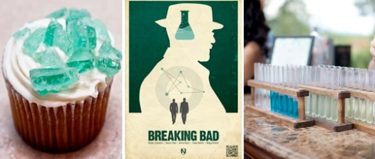 Breaking Bad Treats & Eats