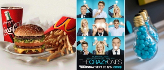 The Crazy Ones Treats & Eats