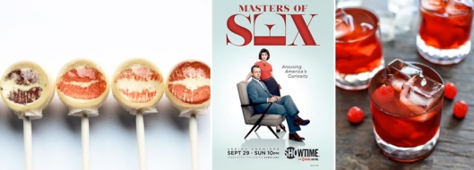 Masters of Sex Treats & Eats