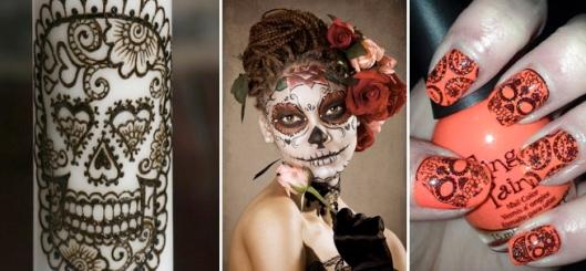 El Dia De Los Muertos Design