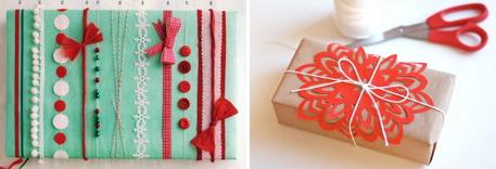 Ribbon & Trim Giftwrap