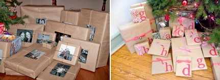 Personalized Packages