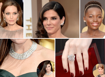 Oscars Statement Jewelry
